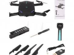100 unidades Drone Selfie Moontop M9952