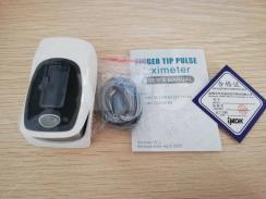 Fingertip oxímetro de pulso