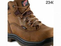 100 Pares de botas de seguridad Red Wing