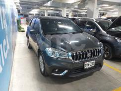 Suzuki Cross  2016