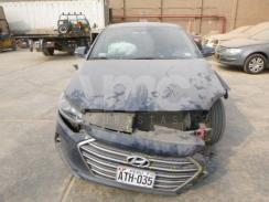 Hyundai New Elantra  2016